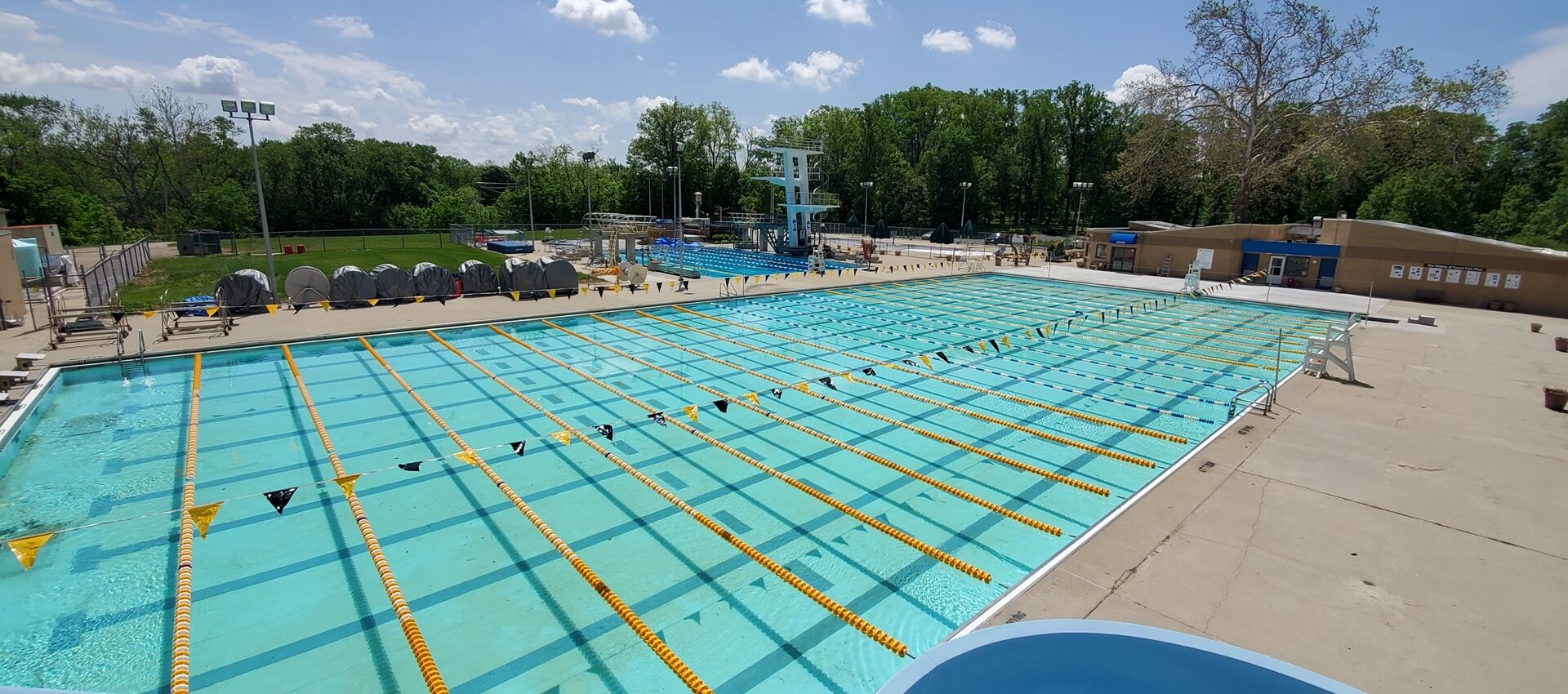 Forest Park Aquatic Center