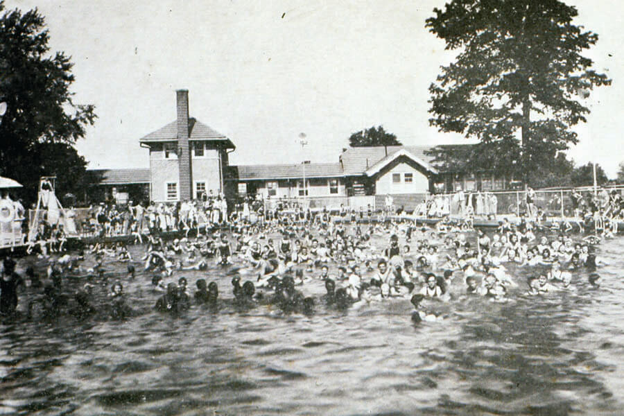 Old Forest Park Pool